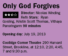 071813i Only God Forgives