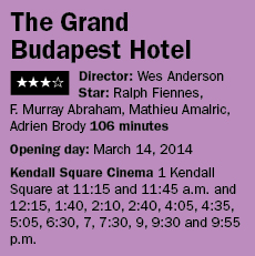 031414i The Grand Budapest Hotel