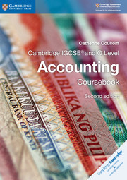 Cambridge Igcse Accounting 0452