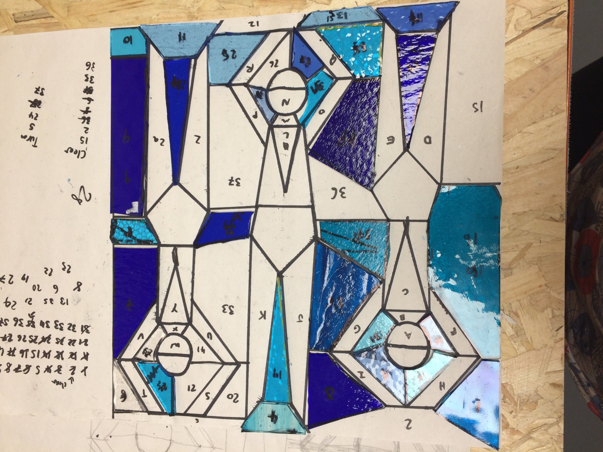 hight resolution of 10 week stained glass with jill fordham