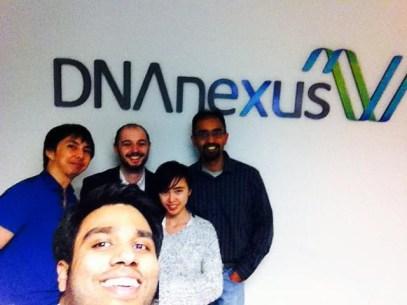 Team DNAnexus