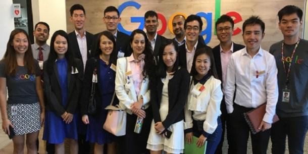 Singapore Trek - Google
