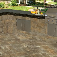 Outdoor Kitchens Kits Hotels In Miami With Kitchen Cambridge Pavingstones Living Solutions Fully Assembled
