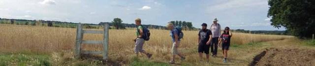 27 Jul 2014 Ixworth Walk