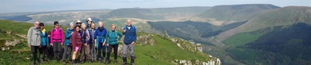 Brecon Beacons weekend - April 2017