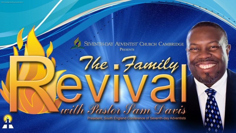 The Family Revival with Pastor Sam Davis