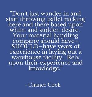 warehouse racking tips and tactics 50