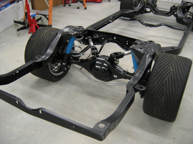 67 Chevelle Pro Touring Chassis   Myvacationplan org