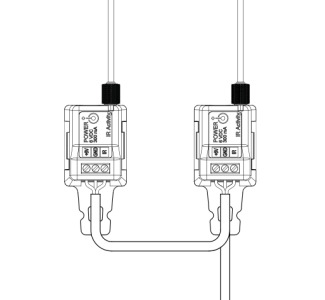 Fiber Optic Control Panel Fiber Optic Distribution Box