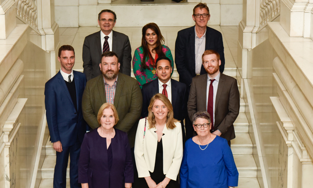 Camden Council's cabinet members