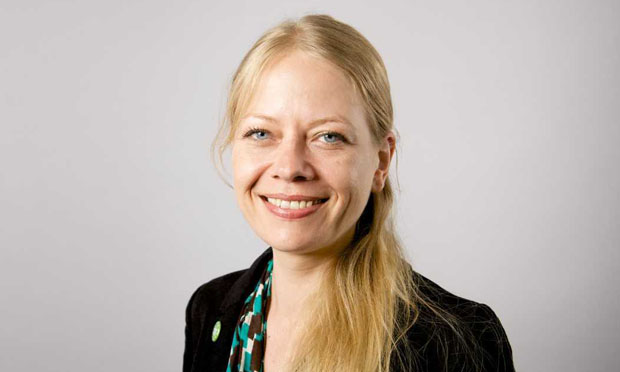 Councillor Sian Berry