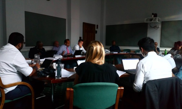 Camden Council pension committee