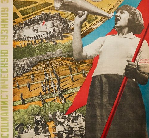 Constructing Revolution: Soviet Propaganda Posters from between the World Wars