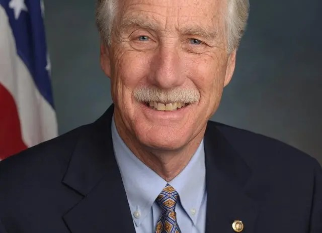 WATCH: Policy and Politics in the Arctic – A conversation with Senator Angus King