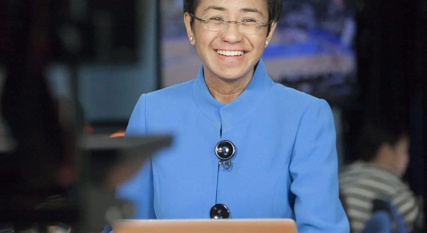Maria Ressa added to Conference roster