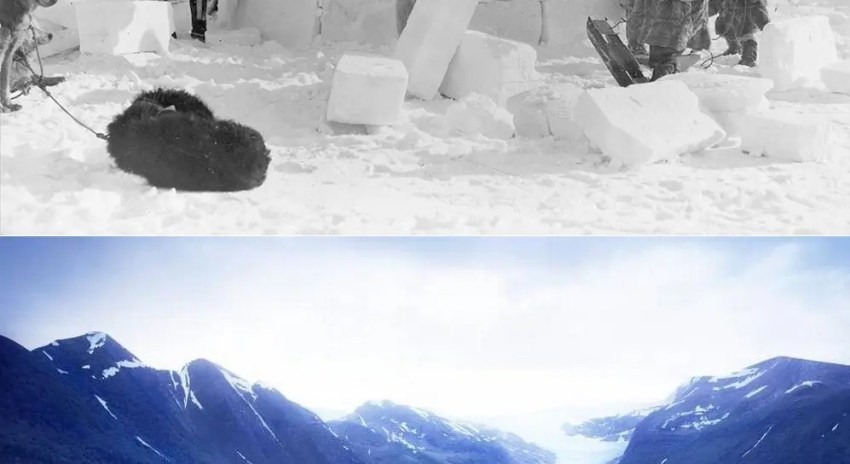 WATCH: Arctic Architecture-a talk by Judith Bing & J. Brooke Harrington on Zoom via Camden Public Library