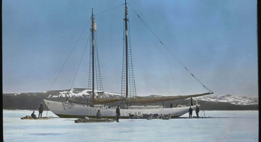 """WATCH: """"Enduring Connections: Maine, the Arctic, and the Edge of the North Atlantic""""-talk by Susan A. Kaplan via Zoom"""