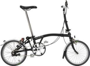 Brompton Folding Bike Used Uk