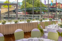 Wedding Holiday Inn Camden Lock London