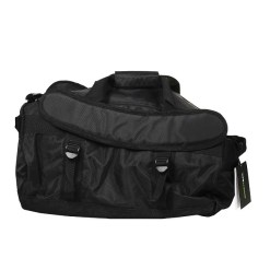 Black Carbon Transport Duffle Bag Small