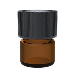 Amber Concentrate Glass Vial 1.25ML