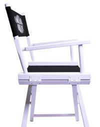 18 inch Gold Medal Contemporary Director Chair | Logo ...