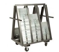 Pipe & Drape Base Carts | Trade Show Combination Storage ...