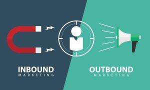 inbound marketing outbound marketing