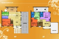 Drina House Model Floor Plan