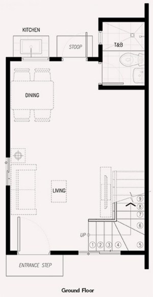 ezabelle house ground floor plan