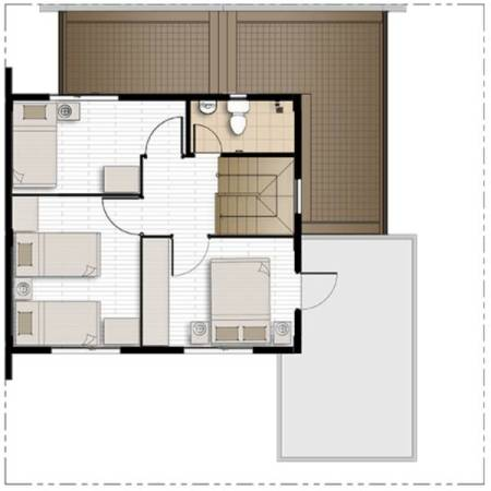 camella homes ella second floor plan