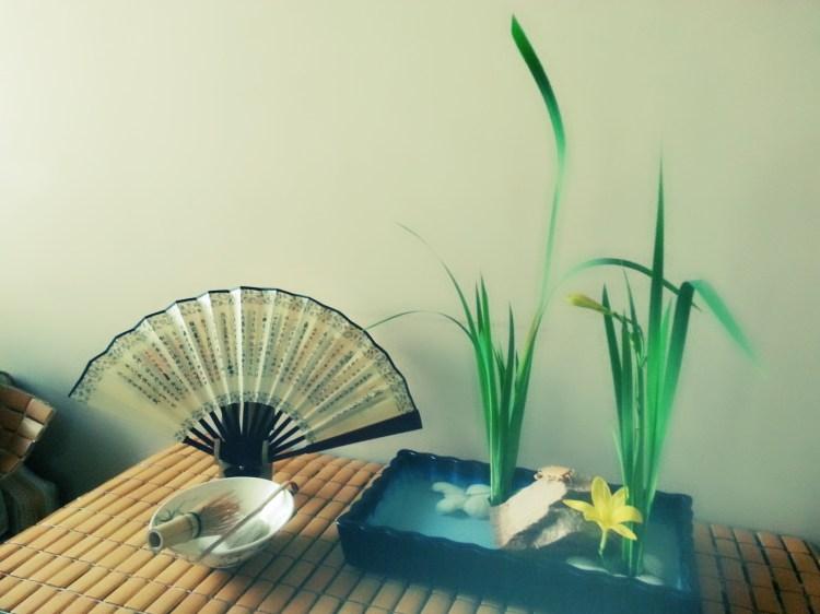 Seasonal Ikebana