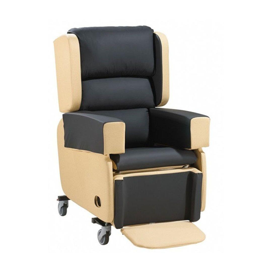 nhs posture chair wheel cost merlin high dependency manual porter