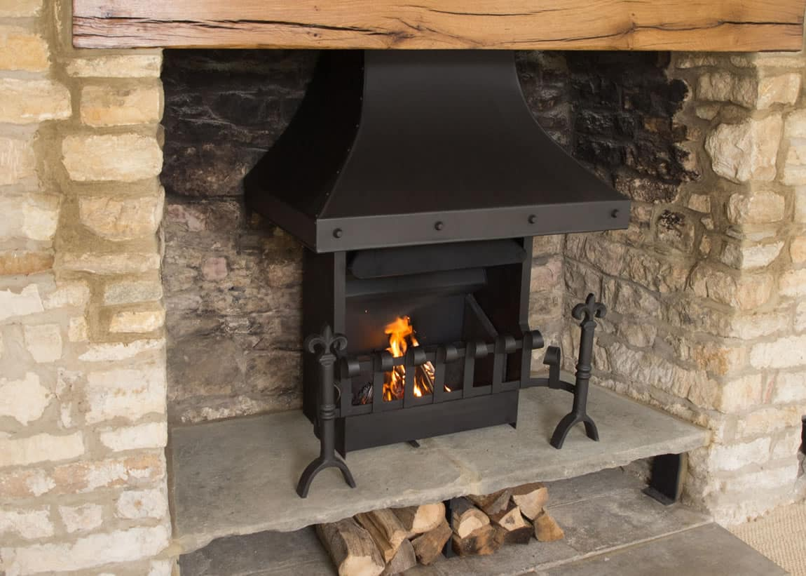 Traditional Fires  Period Fireplaces  Inglenook Fireplace