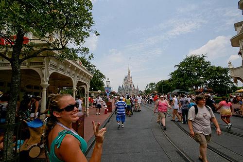 Exploring Disney World's Magic Kingdom | CamelsAndChocolate.com