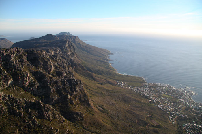 cape town, south africa, africa, travel, photography, table mountain, indian ocean
