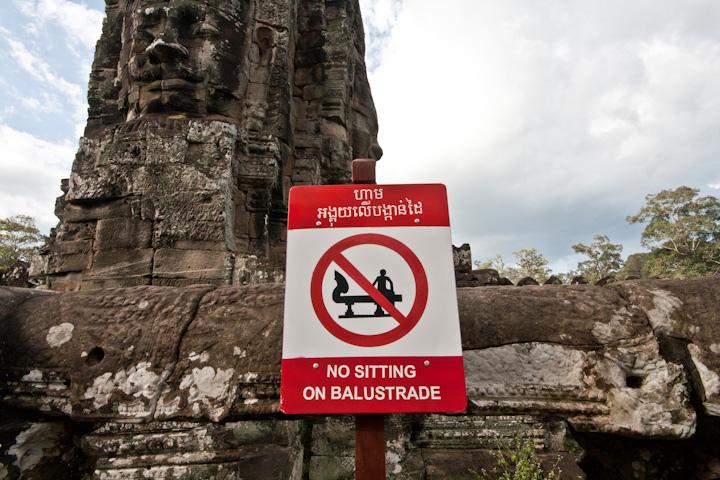 Angkor temples, Siem Reap, Cambodia, Semester at Sea