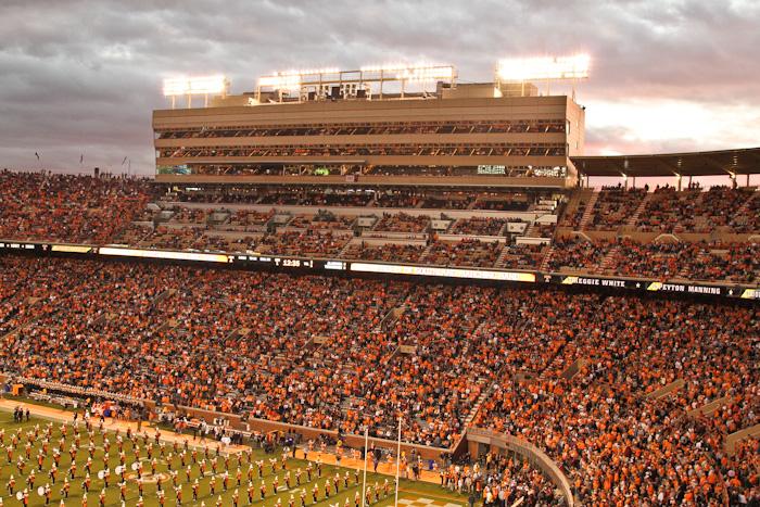 Neyland Stadium, Knoxville, Tennessee