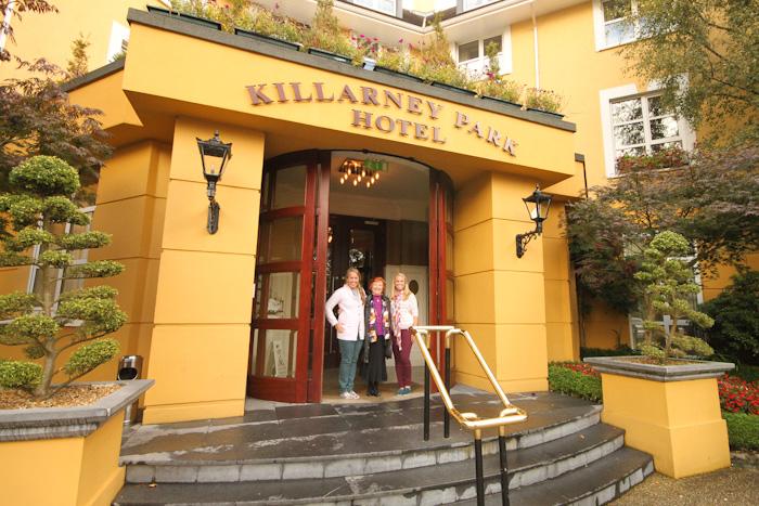 Killarney Park Hotel, Ireland