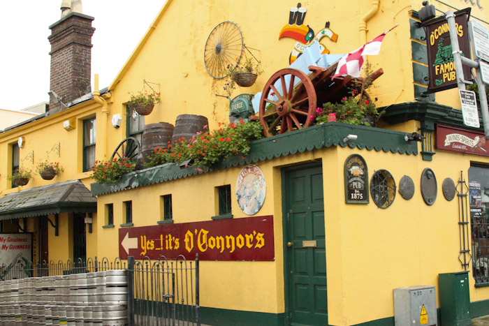 O'Connor's Pub, Galway, Ireland