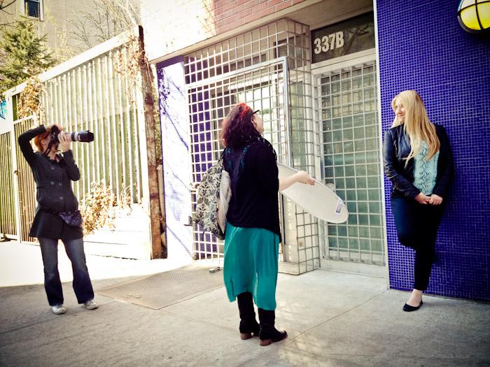 Francine Daveta, NYC photographer