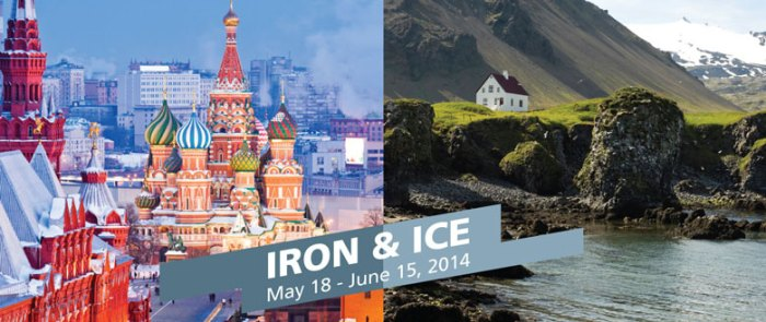 Enrichment Voyage: Iron and Ice
