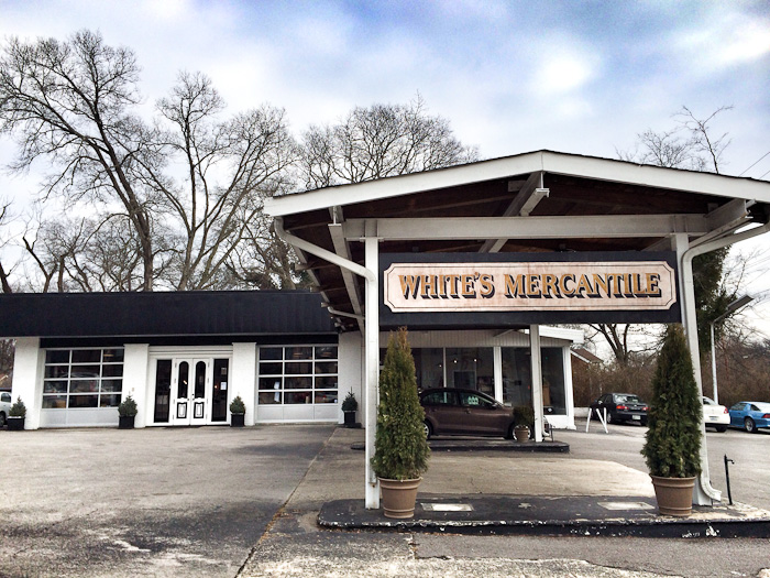 White's Mercantile in Nashville