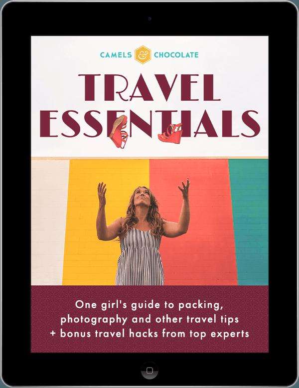 travel writer ebook