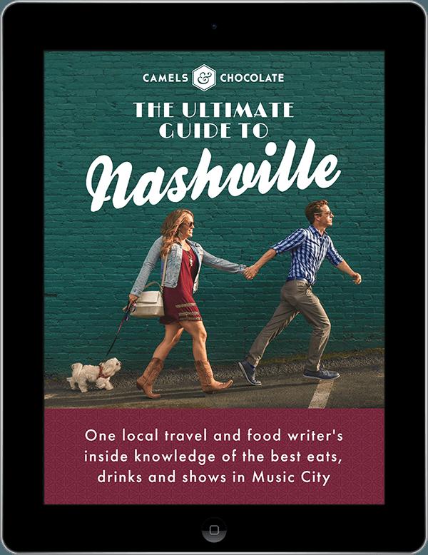 Ultimate Guide to Nashville ebook