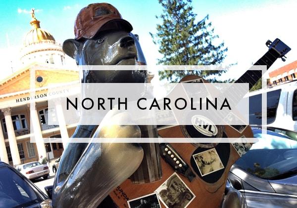 Posts on north-carolina