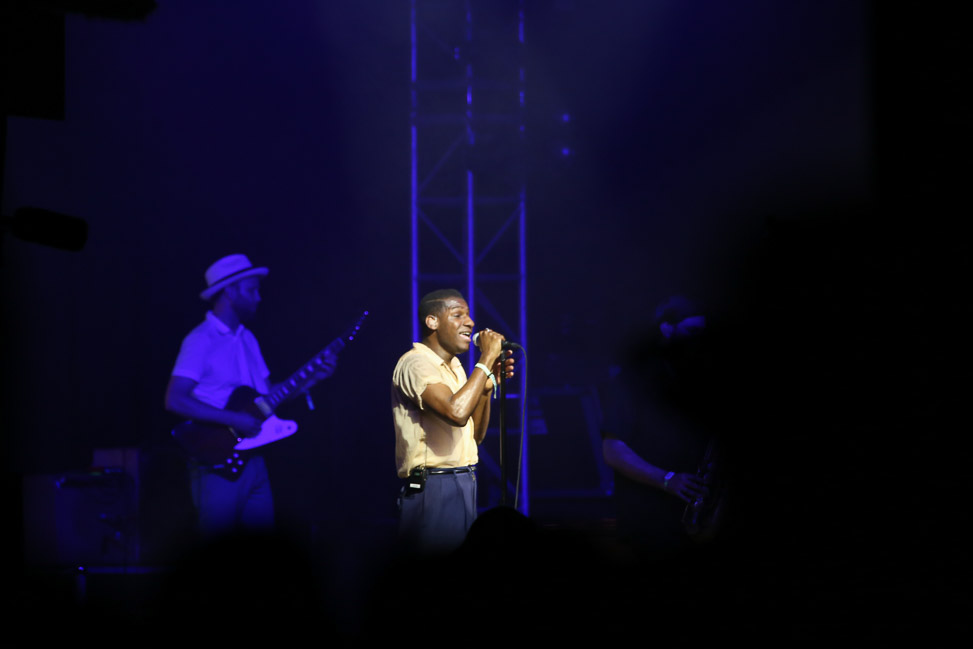 Bonnaroo 2016: The Good, The Bad, The Awesome | Leon Bridges