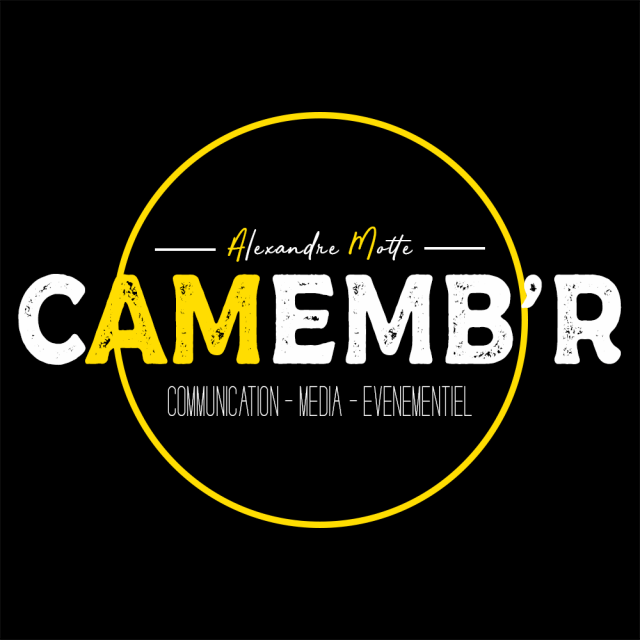ancien logo camemb'r agence de communication sport normandie