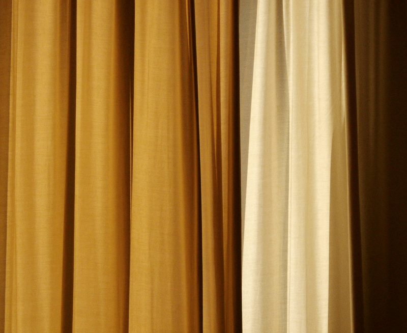 theatre curtain drapery cleaning