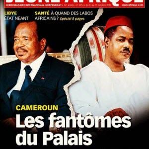 Cameroun : Paul Biya – Jeune Afrique, la crise ?:Cameroon